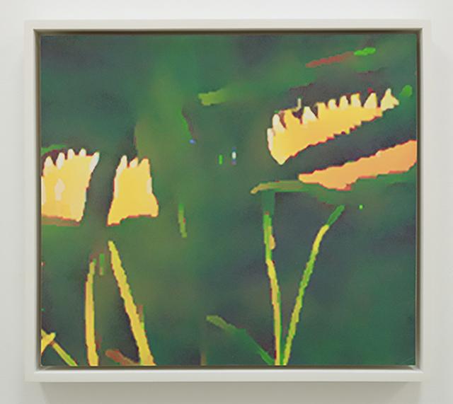, 'Untitled (Green Eyes),' 2016, Halsey McKay Gallery