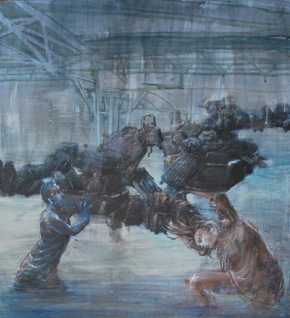 , 'Insular Adventures 1,' 2017, Arte Berri
