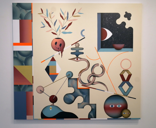 , 'Balance 12,' 2018, Urban Spree Galerie