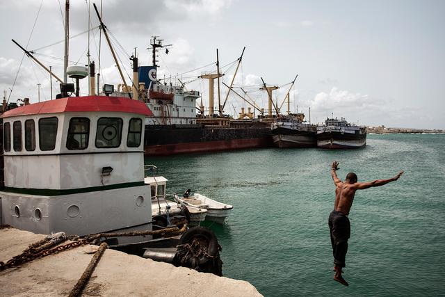 , 'Somalia, Mogadishu,' 2012, Circuit Gallery