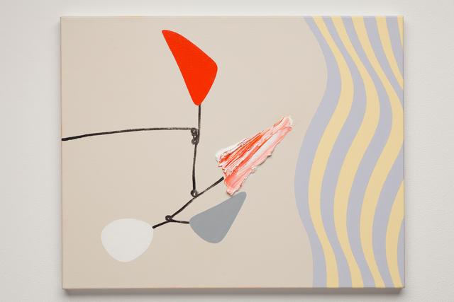 , 'Settled Matter,' 2015, Simone DeSousa Gallery
