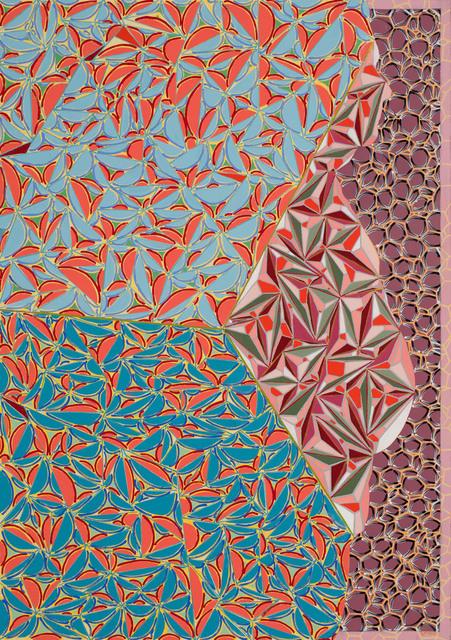 , 'Divided Man 27 (Night before night),' , Miller Yezerski Gallery