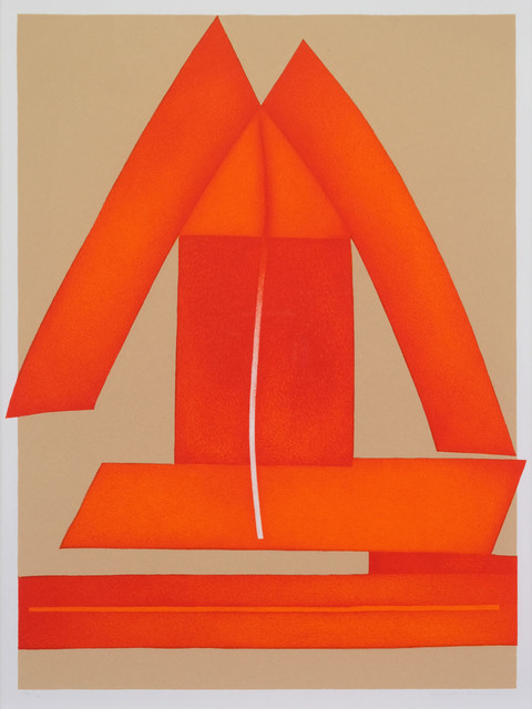 , 'Triad III,' 1980, Addison Rowe Gallery