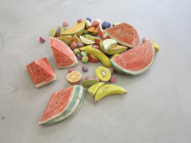 , 'Salade de Frais,' 2014, Galerie Laurent Godin