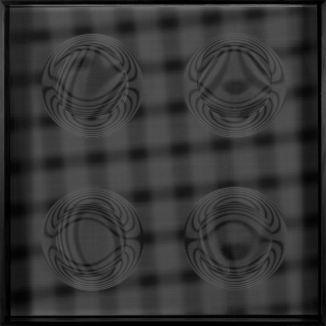 , '4 Esferas Estelares (Negro),' 2015, Art Nouveau Gallery
