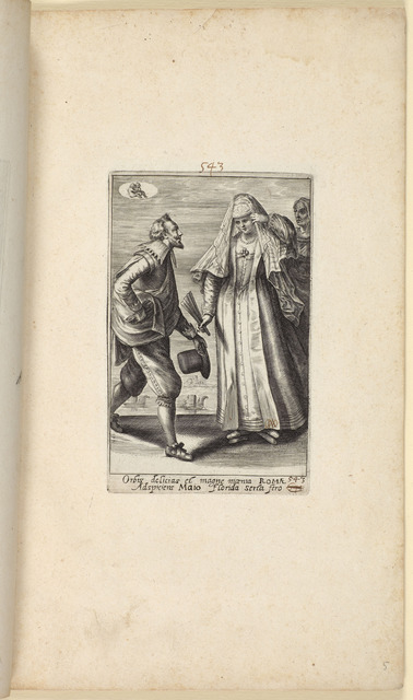 , 'The Twelve Months of the Year with Couples in Costumes From All Over the World,' , Emanuel von Baeyer
