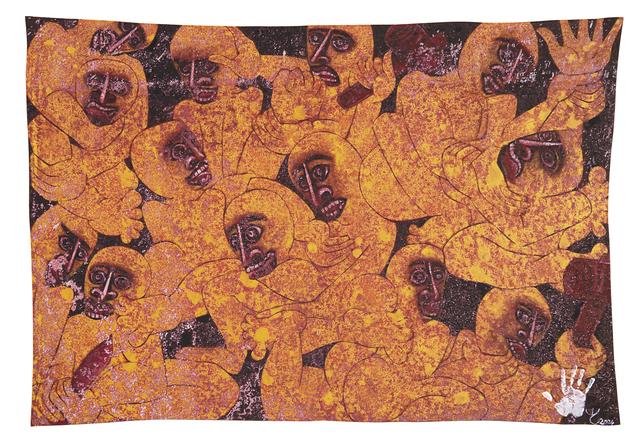, 'Gotteskinder - Gelb,' 2004, ARTCO Gallery