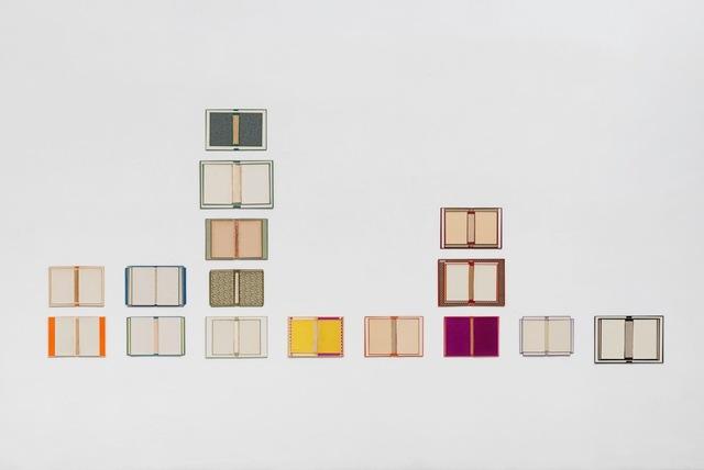 , 'Minha biblioteca hebraica,' 2015, Silvia Cintra + Box 4