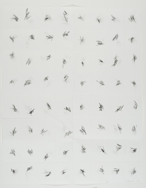 , 'Without Title (Pocket Drawing, 9.9.12),' 2012, Galerie Jocelyn Wolff