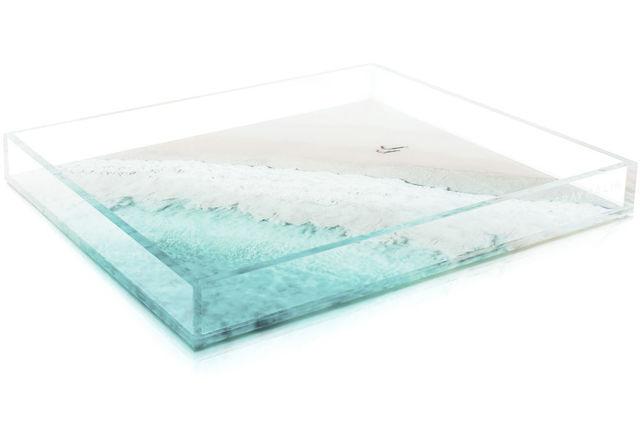 Gray Malin, 'St. Barth's Decorative Tray', 2020, Design/Decorative Art, Premium acrylic with digital photo, Artware Editions