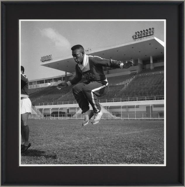 Pelé, 'Training Hard', 2015, Castle Fine Art