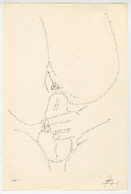 , 'CCC1,' 1980, Henrique Faria Fine Art
