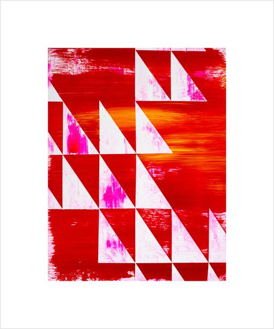 , 'AJA,' 2017, Tempe Digital