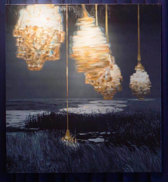 , 'Garden.Amplitude (diptych),' 2017, Zenko Gallery