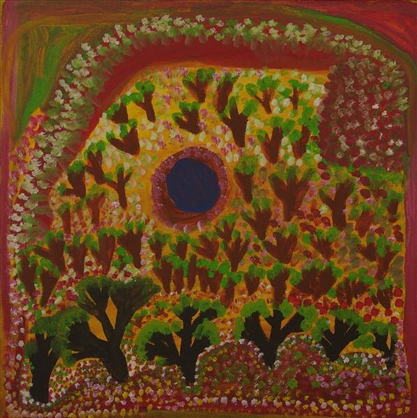 , 'Mawanti,' 2011, Rebecca Hossack Art Gallery