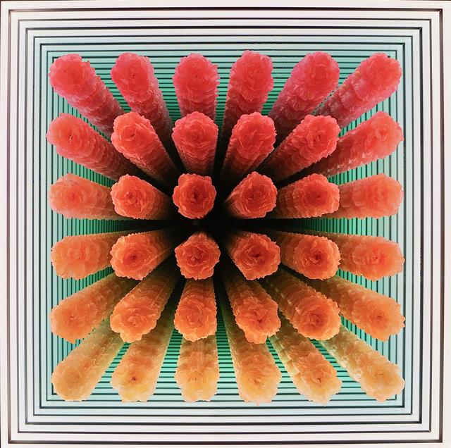 , '36 Peonies,' 2019, Hashimoto Contemporary