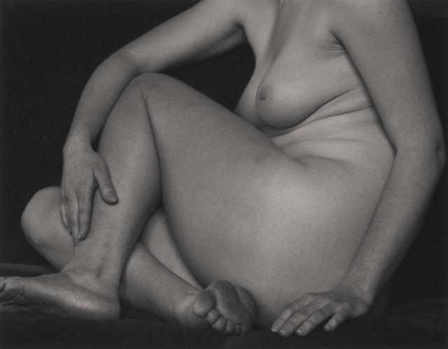 Edward Weston, 'Nude ', 1934, Photography West Gallery
