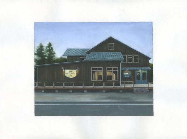 , 'Paper Town 9/40,' 2017, Fridman Gallery
