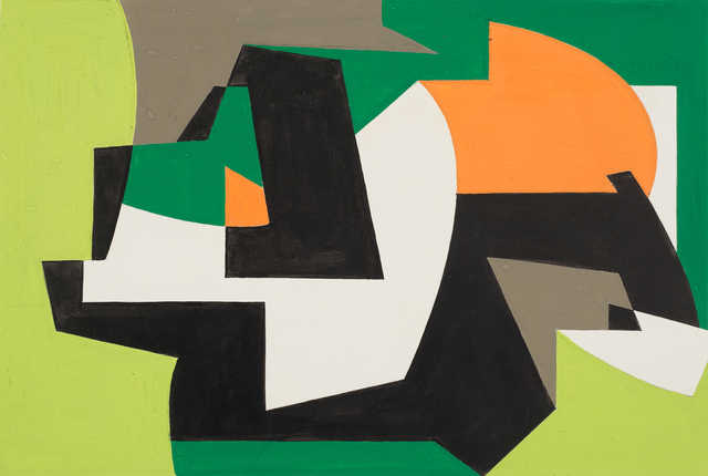 , 'Untitled,' ca. 1950, The Mayor Gallery