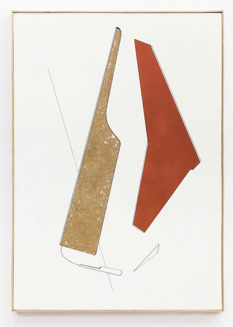 SEBASTIAN KOCH, 'Skulptur 2', 2017, Krobath