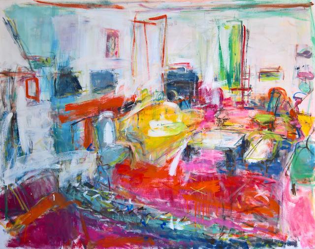 , 'The drawing room II,' 2017, Bernard Chauchet Contemporary Art