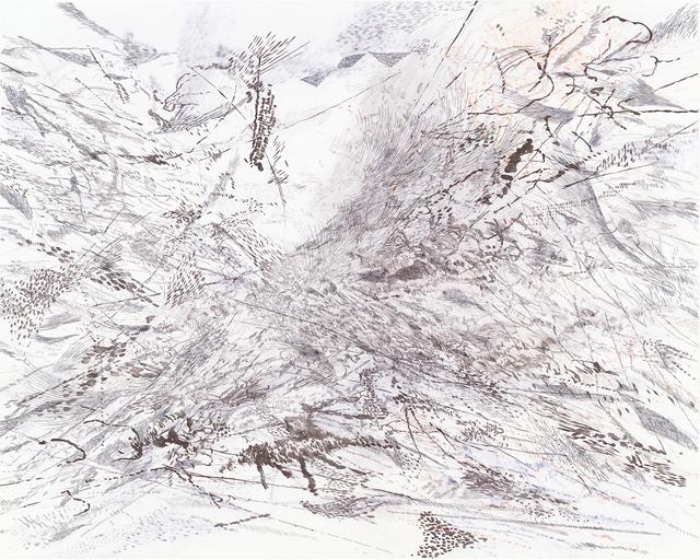 Julie Mehretu, 'The Residual', ca. 2007, Dru Arstark Fine Art