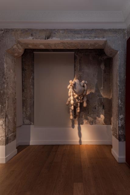 , 'He, Who Got Defiled,' 2019, Galerist