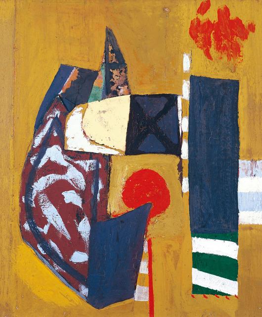 Robert Motherwell, 'Montauk Montage,' 1946-1947, Dedalus Foundation