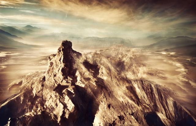 , 'Death Valley California,' 2015, CFHILL