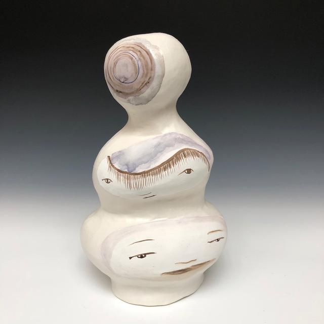 , 'Spirit Tower,' 2018, G. Gibson Gallery