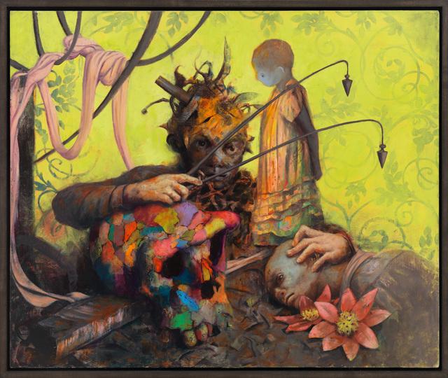 Jonas Burgert, 'Altlot', 2019, Tang Contemporary Art
