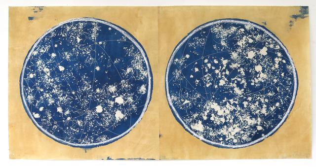 , 'A World, A Satellite,' 2015, K. Imperial Fine Art