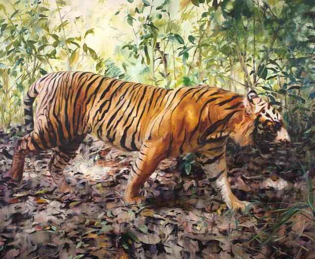 Nigel Mullins, 'Tiger Bones', Strauss & Co