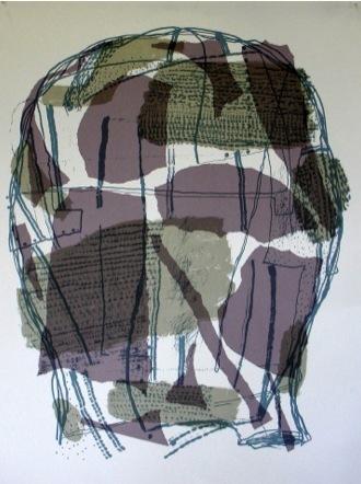 Peter Griffin, 'Head I', 2007, Maddox Arts