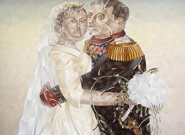 , 'Monarşi,' 2007, Anna Laudel