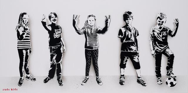 , '11422 - Rude kids,' 2019, GCA Gallery