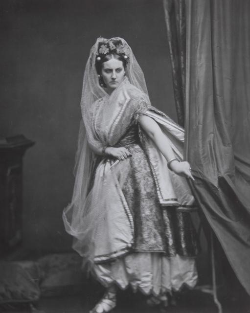 , 'La Comtesse de Castiglione - L'assasinat,' 1861-1867, Keitelman Gallery