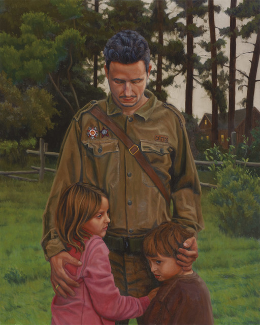 , 'The Hero Father,' 2016, Dan Gallery