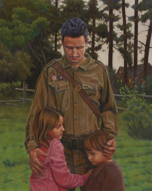 , 'The Hero Father,' 2016, Dan Gallery