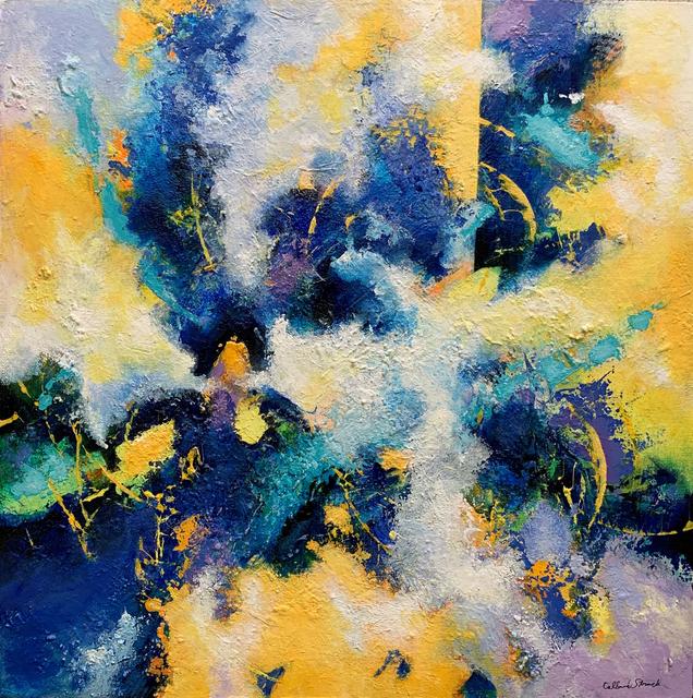 Mary Ellen Strack, 'Harnessing Positive Energy', 2019, Springfield Art Association