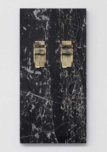 , 'New Infrastructures (portoro) 3,' 2018, Galerie Fons Welters
