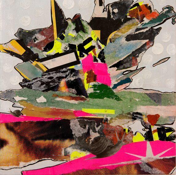 , 'Piccole esplosioni #1,' 2016, Luisa Catucci Gallery