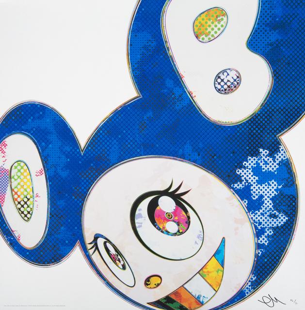Takashi Murakami, 'And Then (A Deep Ocean Of Ultramarine)', 2013, Julien's Auctions