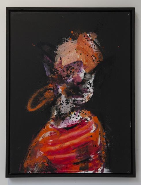 , 'David,' 2016, Mirus Gallery