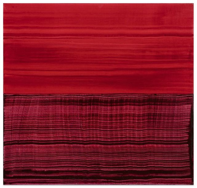 , 'Red and Violet Red 1,' 2016, Sundaram Tagore Gallery