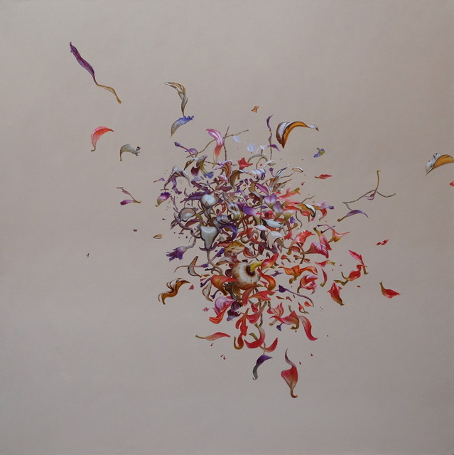 , 'Tulips Breaking,' 11603, Richard Levy Gallery