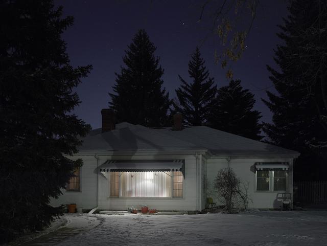, 'Casper, Wyoming,' 2014, Galerie Nikolaus Ruzicska