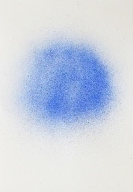 , 'Three Blue Breaths,' 2018, Liverpool Biennial