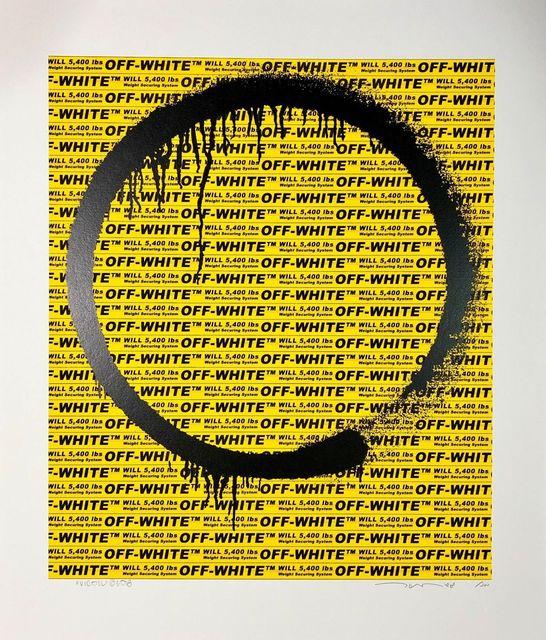 Takashi Murakami, 'TAKASHI MURAKAMI X VIRGIL ABLOH: KYOTO ENSO', 2018, Marcel Katz Art