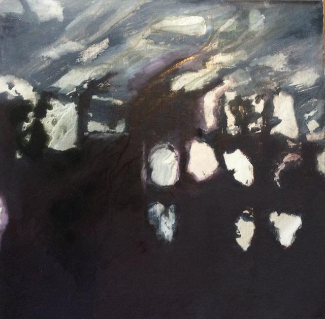 , 'Shipwreck III,' 2015, Galleri Duerr